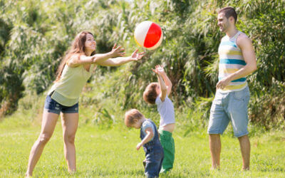 Fun Outdoor Games and Activities for Kids from House Cleaning Overland Park Services