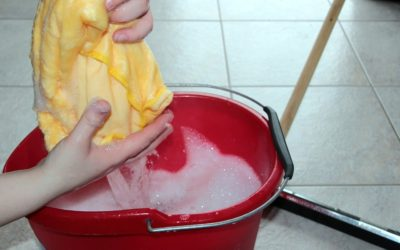 Spring Cleaning Tips – Breaking it Down into 10 Minute Chunks