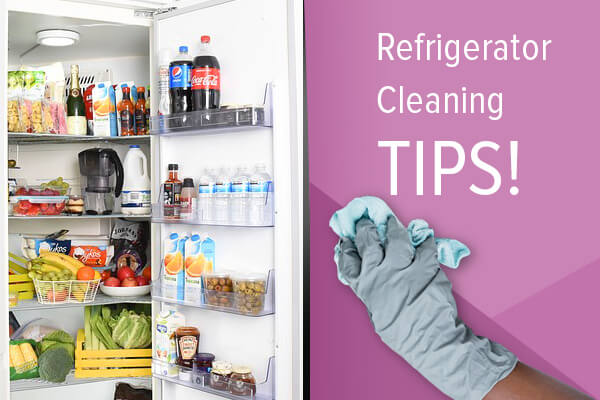 Ways to Clean the Refrigerator from Move Out Cleaning Overland Park Professionals