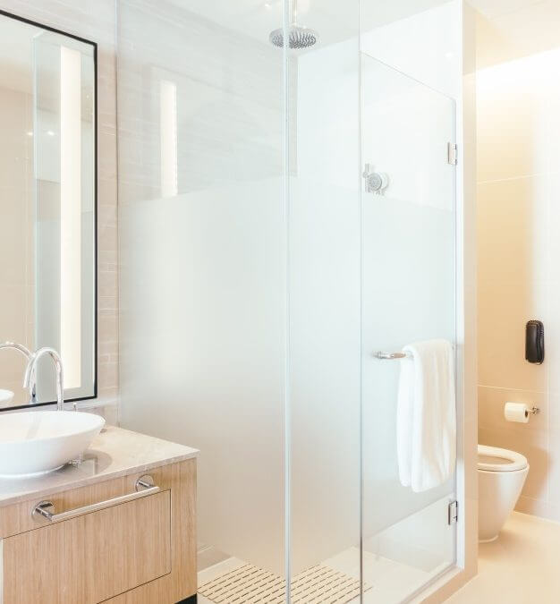 Easy Shower Door Cleaning Tips from Maid Services in Overland Park