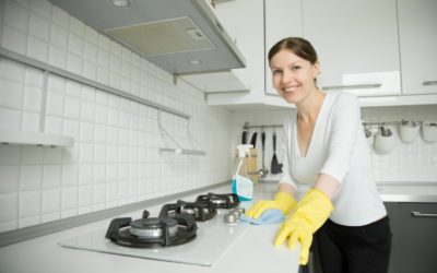 Effective Glass Top Stove Cleaning Tips from House Cleaning Services in Overland Park