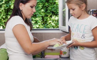 Tips to Cleaning Dish Sponges from Maid Services in Overland Park