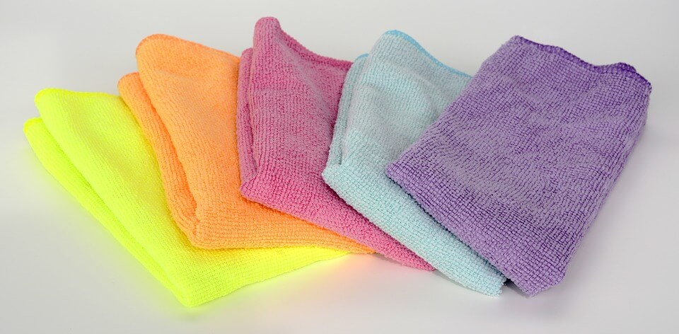 Microfiber cloth uses – house cleaning Overland Park KS