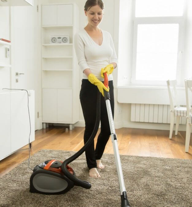 Clean the Vacuum Cleaner for Best Cleaning from Overland Park Maid Services