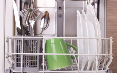 HOW OFTEN DO I HAVE TO CLEAN MY DISHWASHER?